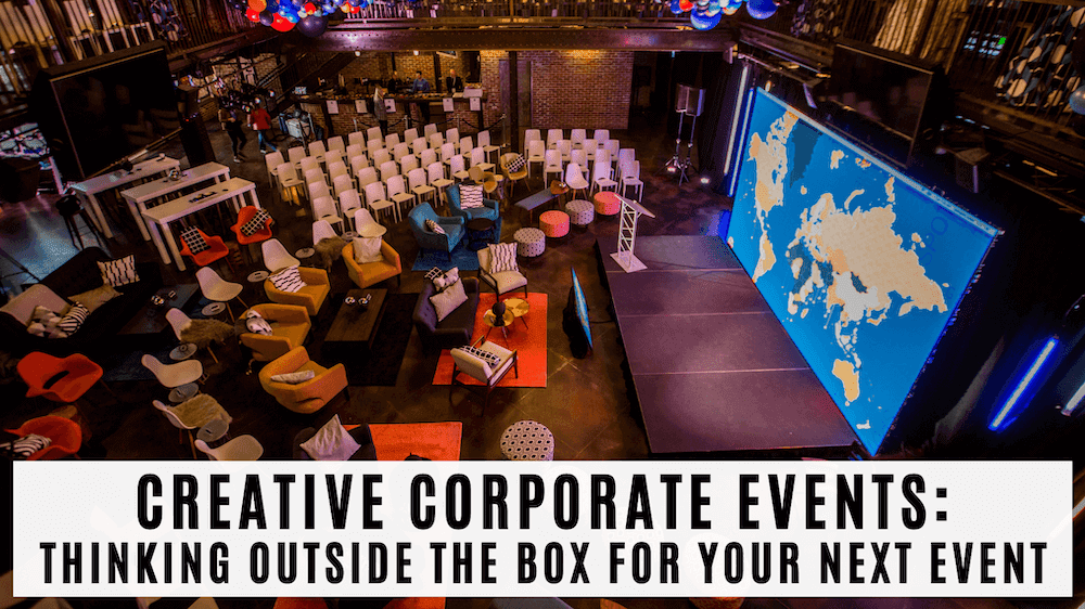 Creative Corporate Events